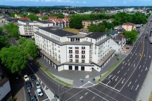 Die Victor's Residenz in Saarlouis